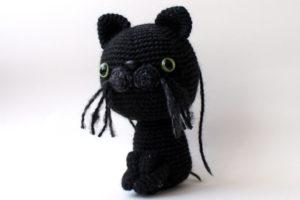 失敗かもな黒猫ちゃん