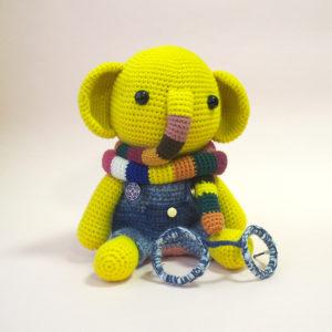 黄色いゾウ