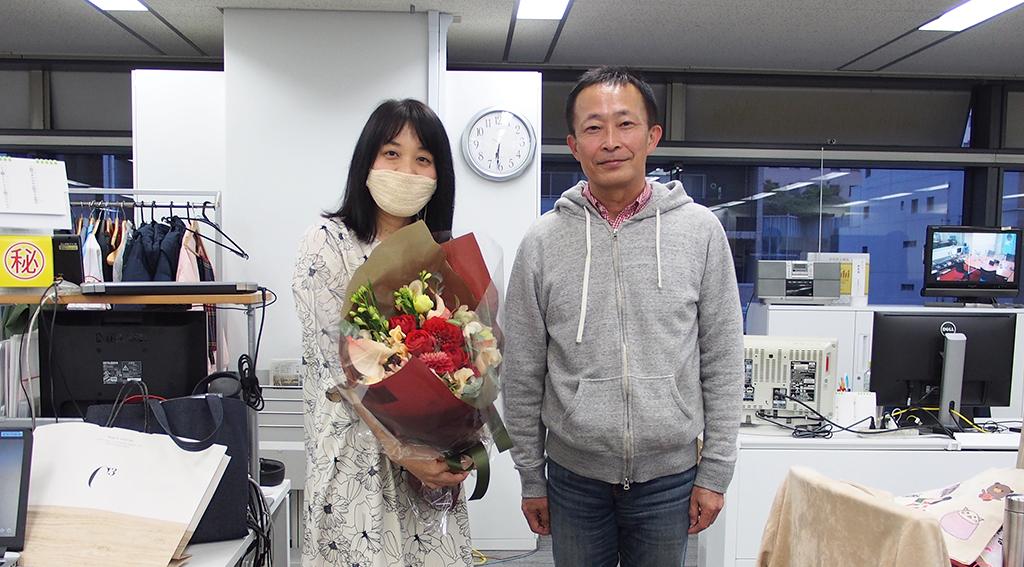 沢田幸二エグゼクティブアナウンサー